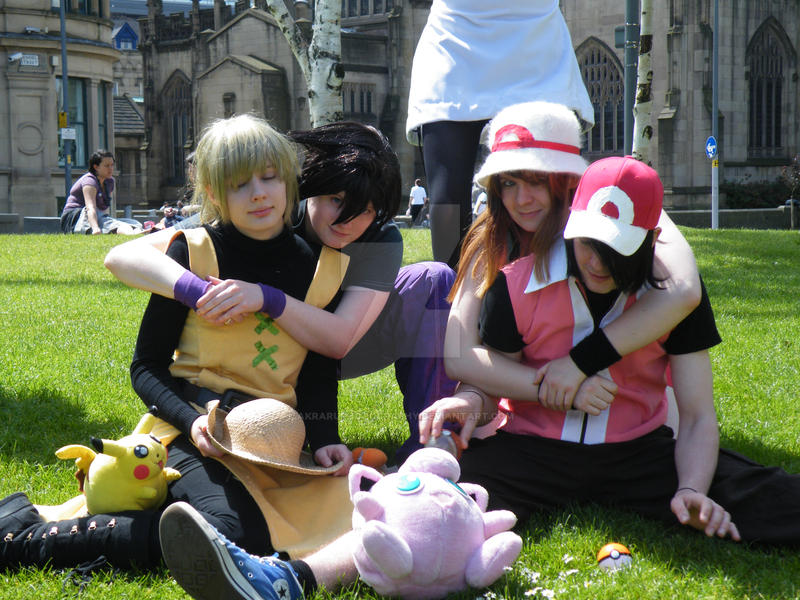 Pokemon Cosplay Group 4 by AkraruPhotography on DeviantArt