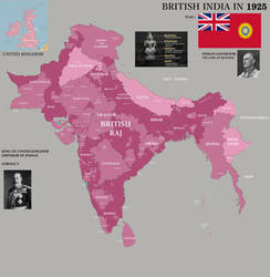Wheel of destiny Indian Map