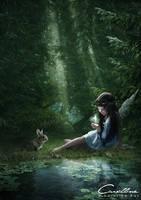 Little Fairy by BlackEngel