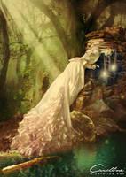 fairy forest by BlackEngel