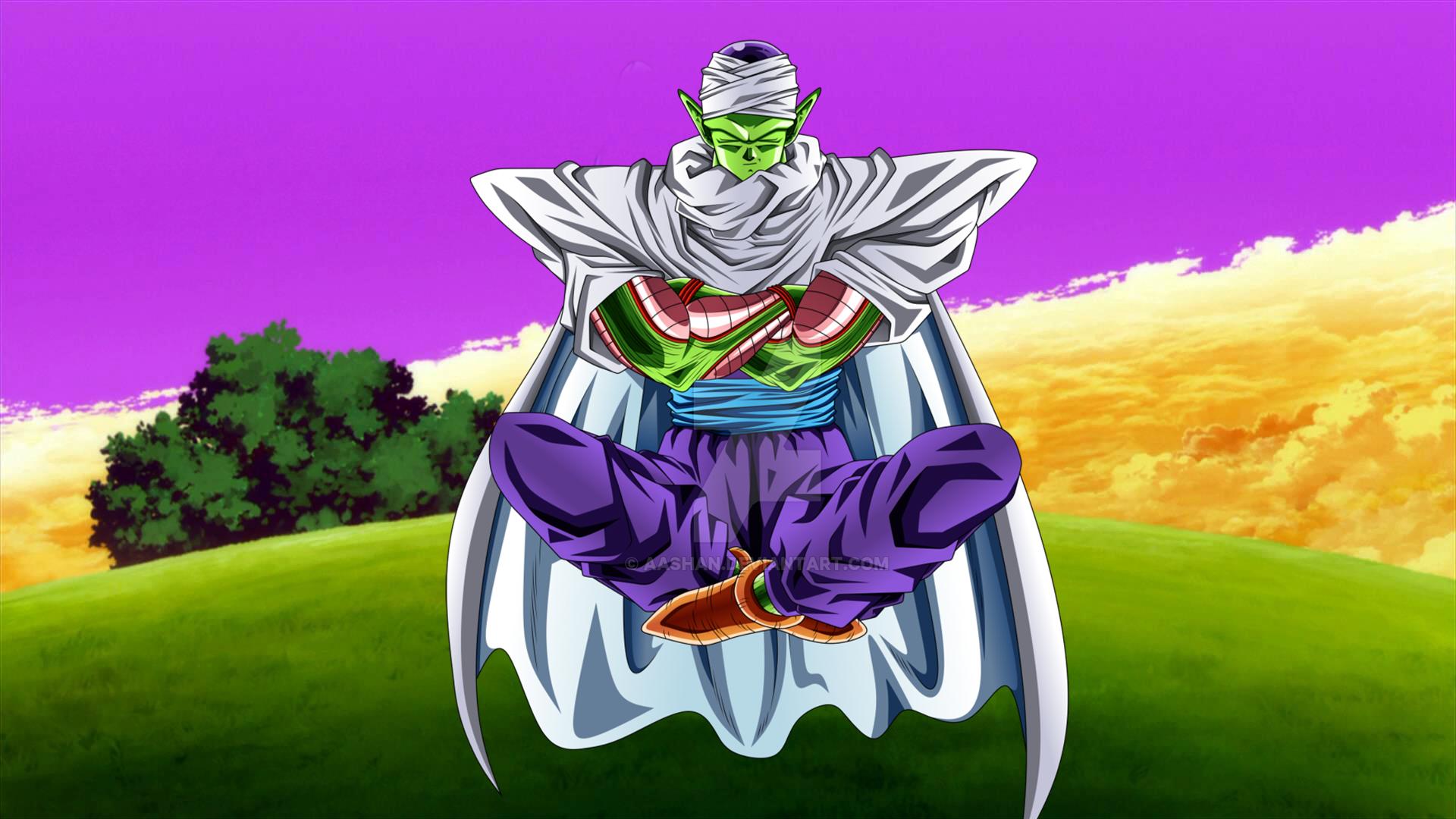 Kaiosama Mondo Dragon Ball Z Piccolo By Darthmach On Deviantart