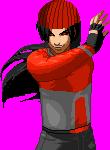 Key Shinoda KOF Mugen by OrochiDarkKyo