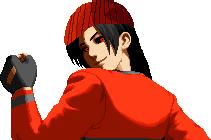 Key Shinoda SNK Mugen by OrochiDarkKyo