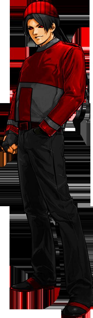 Key Shinoda KOF Mugen XI by OrochiDarkKyo