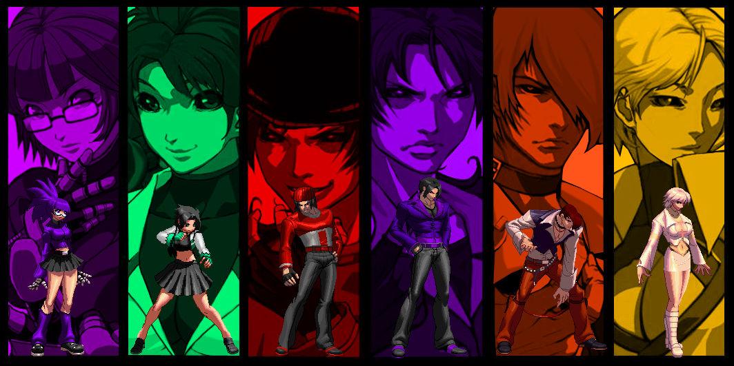 Blood Warrior Team Zillion- XIII