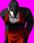 Dark Iori KOF Mugen by OrochiDarkKyo