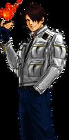Kyo Kusanagi KOF XIV Mugen