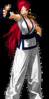 Kung Fu Girl KOF Mugen XIII