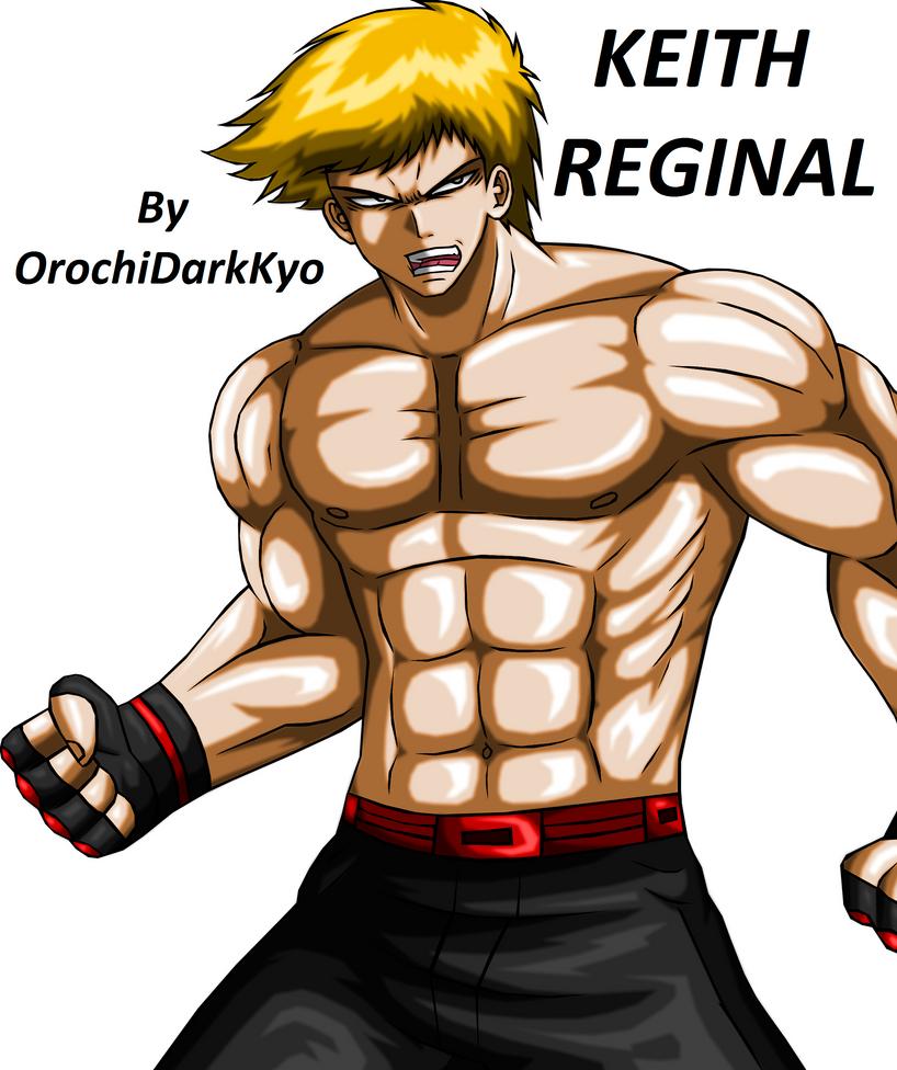 Keith Reginal by OrochiDarkKyo