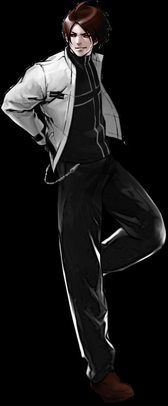 Orochi Kyo KOF Mugen by OrochiDarkKyo