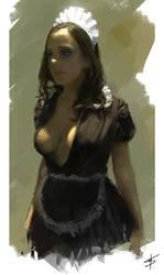 maid by VBagi