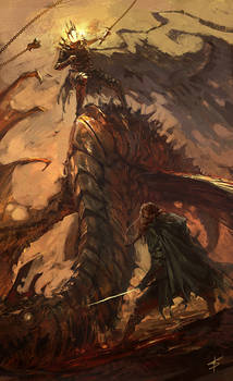 'Eowyn and the Nazgul' contest