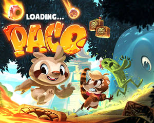 Paco loading screen