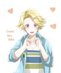 [fanart] Yoosung's love
