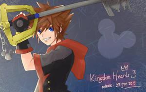 Sora Kingdom Hearts 3
