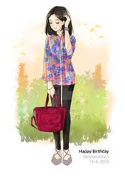 Happy Birthday Heni ^^