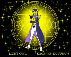 Kamen Rider Witch (Light Owl Style)