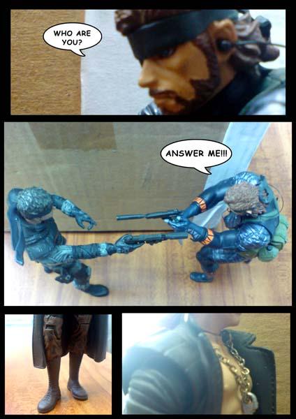 Metal Gear Solid Paradox04 by Herogi