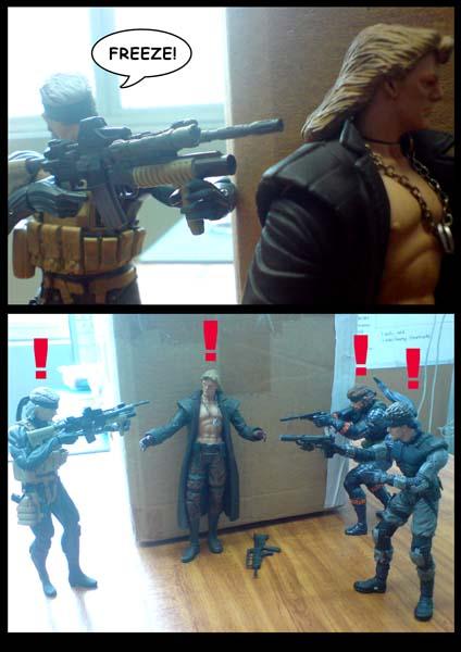Metal Gear Solid Paradox08 by Herogi