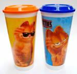 Garfield2 Promo Tumblers