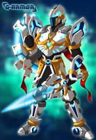 G-Armor V.02_Full Color by Herogi