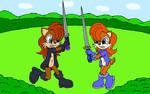 ALICE VS SALLY