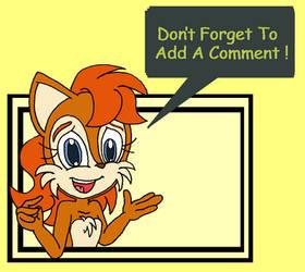 Sally says