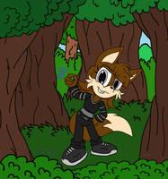 Izzy the lost fox  Please  read the description