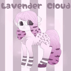 Lavender Cloud -Adopt OPEN-