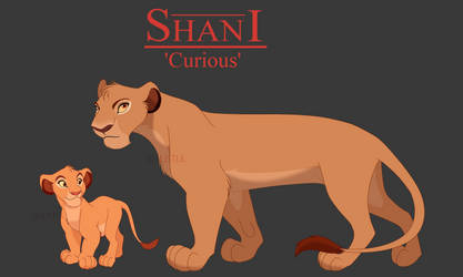 Shani by MalisTLK