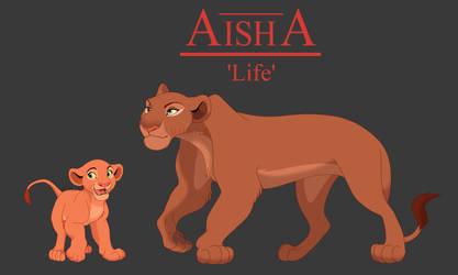 Aisha by MalisTLK