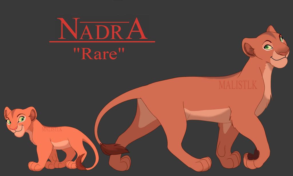 Nadra by MalisTLK on DeviantArt