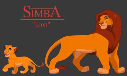 Simba by MalisTLK