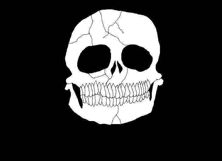 Skull by FloppsyProduction