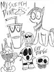 I Took Another Sketchdump by FloppsyProduction