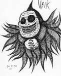 My Latest Drawing Of Ubik From Berserk