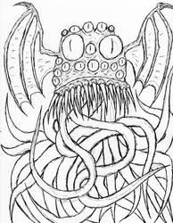 My Latest Lovecraftian Monstrosity