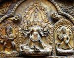 Patan Durbar Square Decorative Architecture Detail