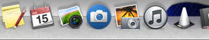 Mountain Lion Dock For CandyBar by 0BurN0