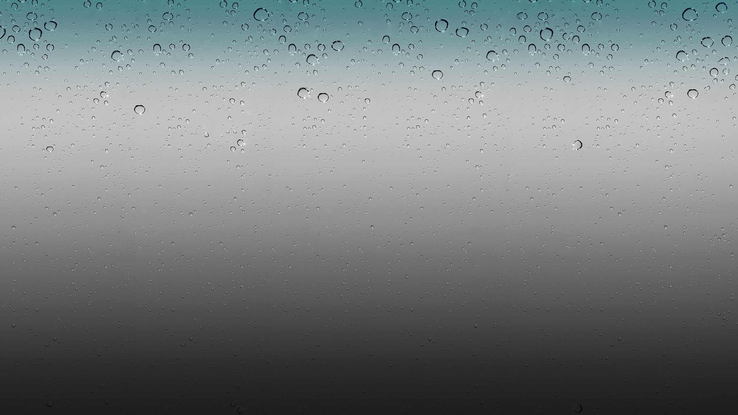 ios rain drops wallpaper hd by airplane by 0burn0 on