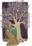 Medieval maiden by las-rzeczy