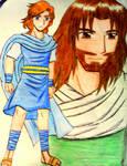 King Jesus and King David