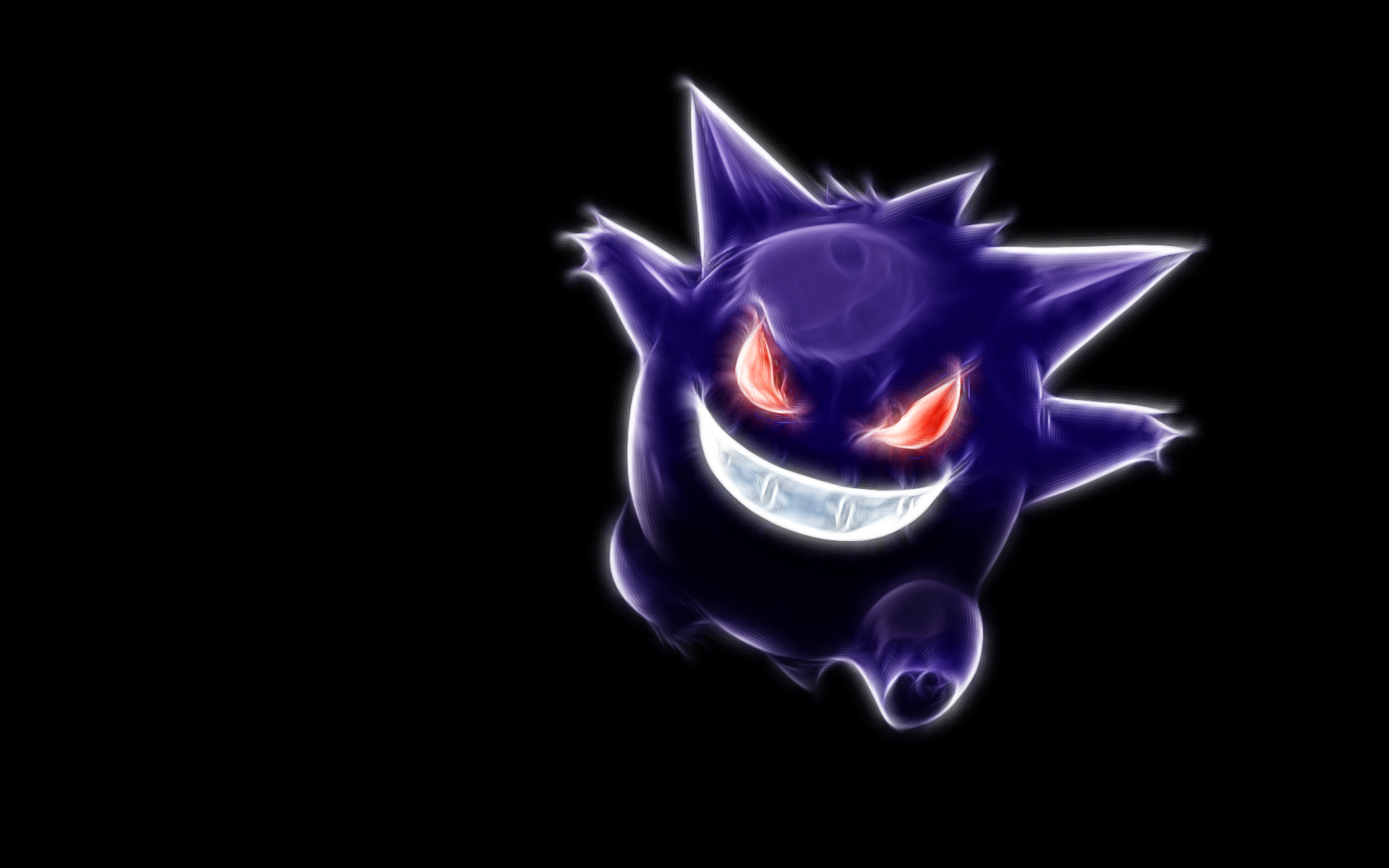 gengar wallpaper by phase one on deviantart