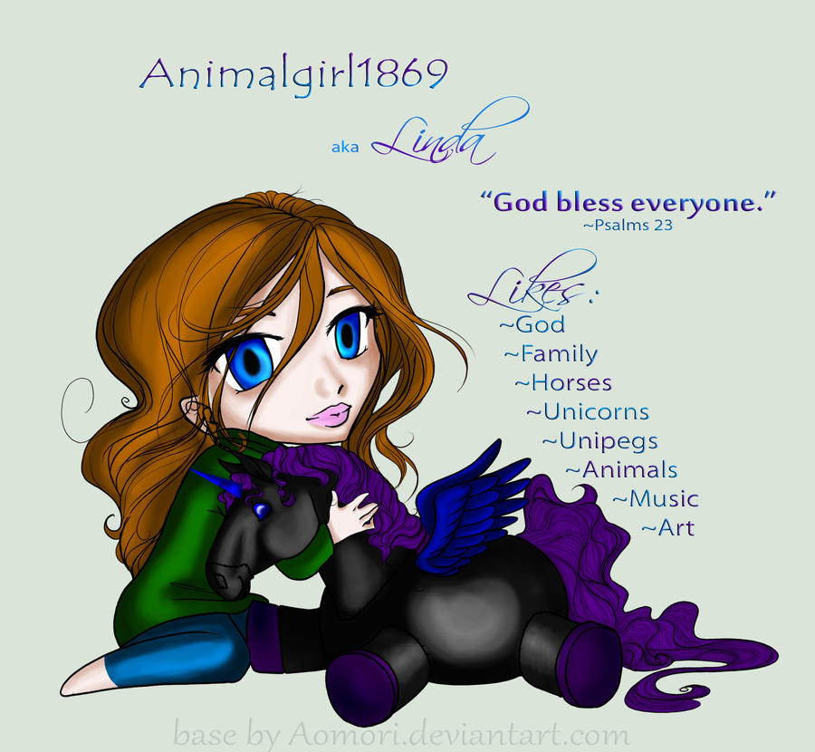 ANIMALGIRL1869's Profile Picture