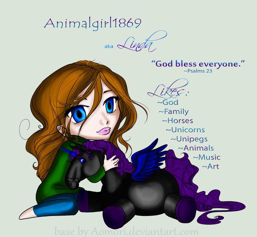 My I.D. by ANIMALGIRL1869