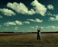 .I can touch th sky by edlyytam