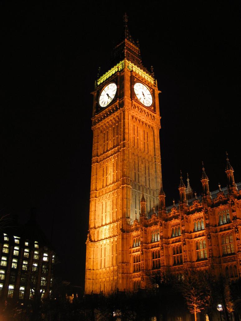 Big Ben At Night by ShutterLover on DeviantArt