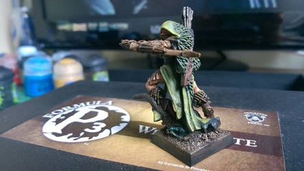Wood elves waywatcher lord by fromlusttodust