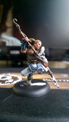Shark from Guild Ball by fromlusttodust