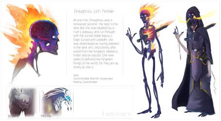 TMM: Keeper Draughriss by Delta-Hexagon
